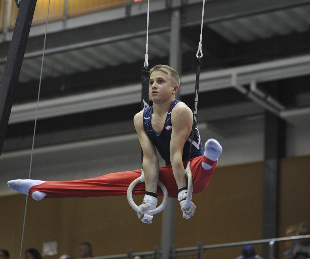 P.A. Gymnasts Make Nationals