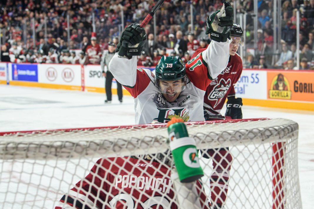 Mooseheads Remain Perfect At Memorial Cup Prince Albert Daily Herald