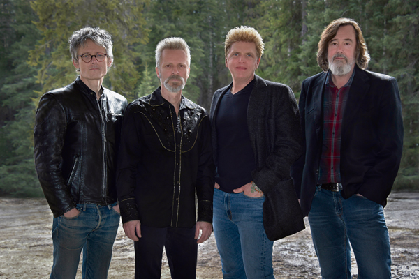 Northern Pikes release first new full-length album in 16 years