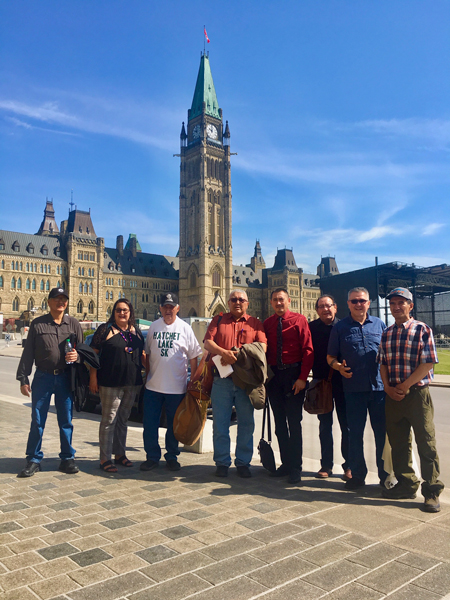 Dene leaders 'betrayed' after federal government refuses to initial land settlement agreement | Prince Albert Daily Herald