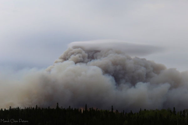Ontario evacuation on hold as wildfires shrink – Prince