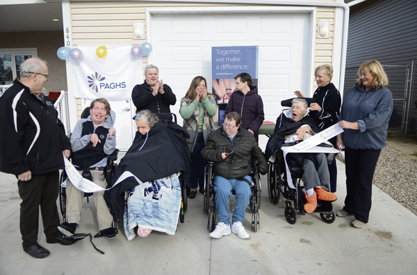 New group homes provide residents with 'a place where they really feel like they belong.' | Prince Albert Daily Herald