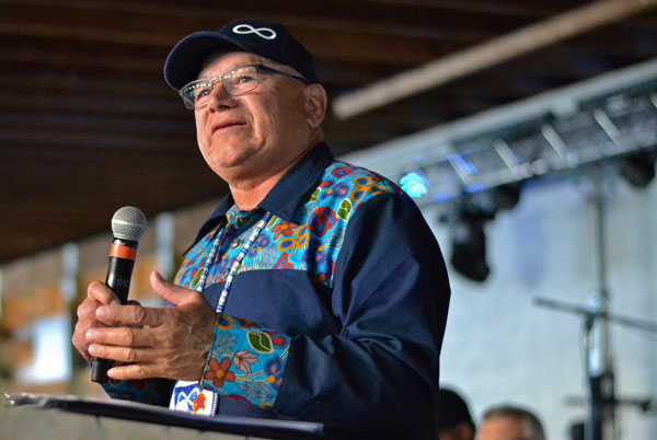 'Speaking with one voice': McCallum gets a mandate to unify Métis governance