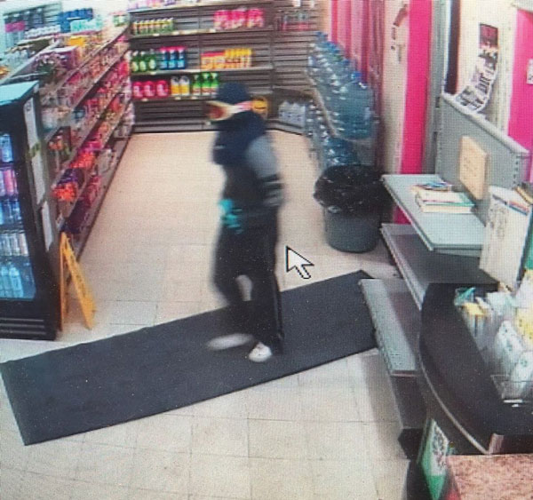 Police seeking suspect of attempted robbery at Prince Albert business - Prince Albert Daily Herald