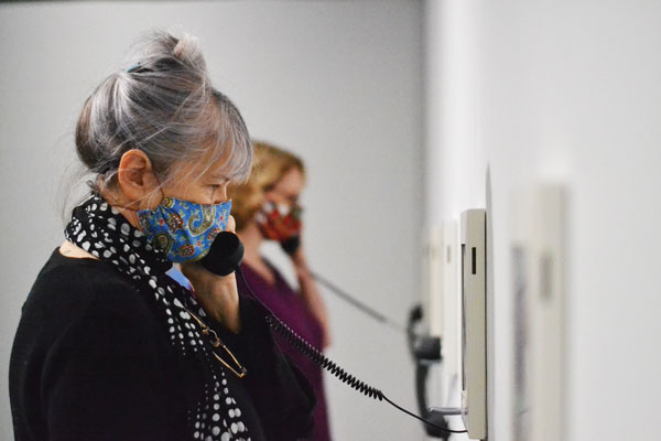 New art exhibit allows public to engage with songs written by inmates - Prince Albert Daily Herald