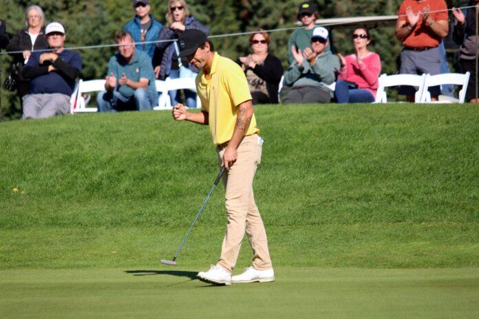 Menard bring home first Mackenzie Tour title at Elk Ridge Open